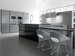 cuisine moderne et blanc enchanting cuisine moderne grise et blanc galerie salle des enfants