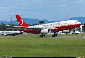 Karlsruhe Baden Baden Tc Tur Turkey Government Airbus A330 200 At Karlsruhe Baden