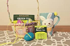 healthy easter baskets healthy easter basket with bigelow tea s lookbook