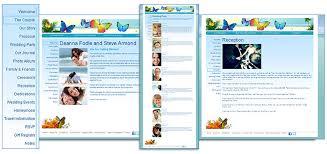 bridal registry website revi s funky looking website including various sle