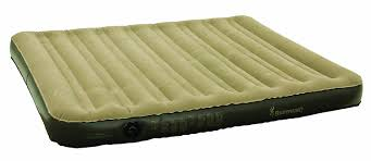 Twin Inflatable Bed by Amazon Com Browning Camping 7635014 Rechargeable Air Bed Queen