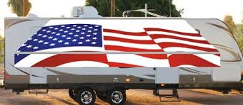 Awning Fabric For Rv Fun In The Shade Rv Awning Replacement Fabric U2013 Custom American