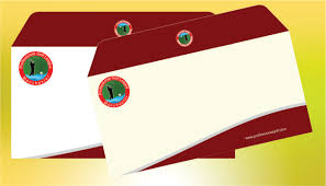 Designing by Corel Draw X8 Tutorials Envelope Designing In Corel Draw Youtube