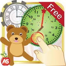 time learning clock telling time learning time android apps on play