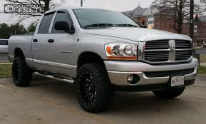 lifted 2006 dodge ram 1500 2006 dodge ram 1500 fuel lethal country leveling kit lift