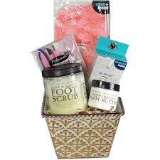 island gift basket same spa pering foot care gift basket