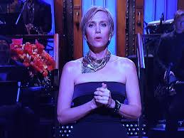 kristen wiig sings about thanksgiving in snl monologue