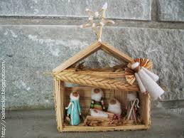 diy miniature toothpick nativity belznickle diy