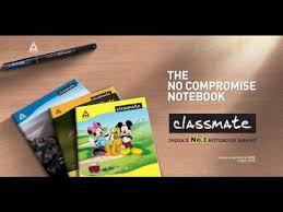 classmate note classmate note book ad