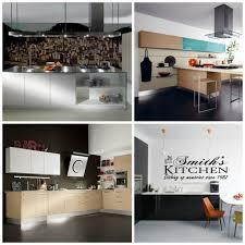 deco mur cuisine moderne déco mur cuisine 50 idées pour un décor mural original avec tapis