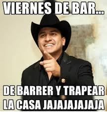 Meme Viernes - viernes de bart de barrerytrapear la casa jajajajajaja meme on me me
