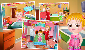 Baby Hazel Room Games - baby hazel doctor games android apps on google play