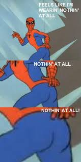 Spiderman Table Meme - image 161531 60 s spider man know your meme