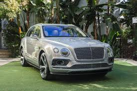 modified sports cars bentley bentayga the world u0027s fastest suv modified and sports