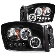 2006 dodge ram 2500 headlight bulb 2007 dodge ram 2500 headlights at headlightsdepot com top