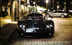 pagani zonda gold pagani zonda wallpapers 4usky com