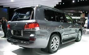 lexus lx 570 price in india 2016 2012 detroit 2013 lexus lx570 photo u0026 image gallery