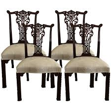 Chippendale Dining Room Chairs by Viyet Designer Furniture Seating Vintage Chippendale Style