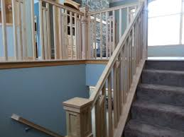 Interior Railings And Banisters Frank Lloyd Wright Style Railing Mystairways