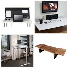 Traditional Office Desks Rethink Your Home Office 6 Alternatives To A Traditional Desk