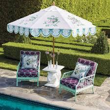 hshire designer umbrella frontgate
