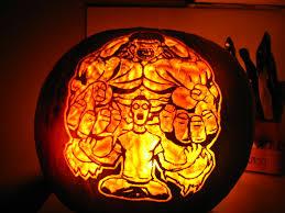 decorating the neighborhood smith the pumpkin carver