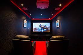 garage to home cinema av comm
