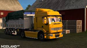 renault premium 2013 renault premium turkish interior mod for ets 2