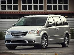luxury minivan chrysler town and country 2011 pictures information u0026 specs