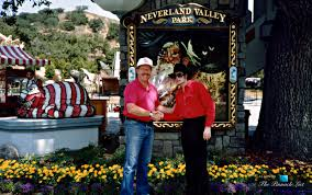 Michael Jackson Backyard Michael Jackson U0027s Famed Neverland Valley Ranch Listed For Sale At