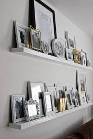 diy floating shelves interior door repurposed and shelves