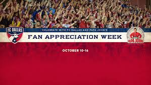 Fc Dallas Stadium Map by Fc Dallas And Papa John U0027s Offer Free Pizza Prizes For Papa John U0027s