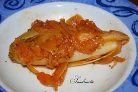 comment cuisiner l endive endives à la grecque sandrine dans tous ses états