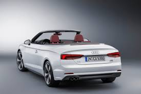 convertible audi white new audi a5 cabriolet 2017 official pictures new audi a5