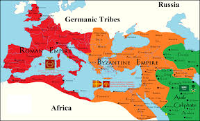 Byzantine Empire Flag The Roman Empire By Male Malu Infographic