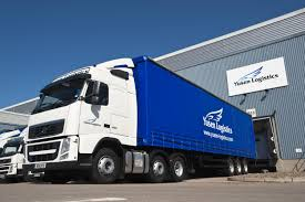 volvo lorry volvo trucks delivers 34 new tractors to yusen logistics