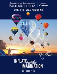 balloon delivery fargo nd 2017 official balloon program by albuquerque international