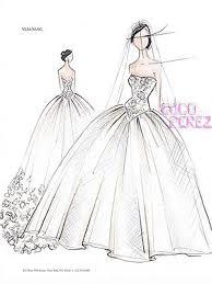 kim kardashian u0027s wedding dress sketches revealed cocoperez com