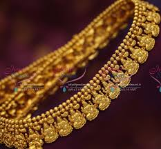 hip necklace chain images H6640 temple laxmi god traditional hip chain vaddanam wedding JPG