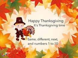 play it s thanksgiving time by carol smith on tinytap