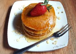 cara buat seblak pakai magic com resep banana oat pancake resep pinterest banana oat pancakes