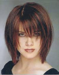 medium layered haircuts without bangs pictures