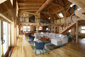 Barns With Apartments Floor Plans Pole Barn House Plans With Loft Chuckturner Us Chuckturner Us