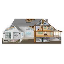 Insulation Blanket Under Metal Roof by Reach Barrier 3023 Silvertanium Reflective Attic Insulation