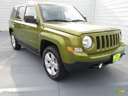 green jeep patriot 2012 rescue green metallic jeep patriot sport 4x4 71860692