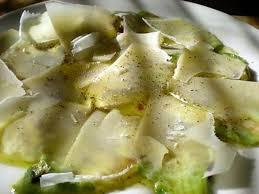 comment cuisiner artichaut recette de salade d artichauts crus