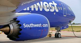 Southwest Airlines Interior As Southwest Airlines Adds The 737 Max To The Fleet A New Chapter