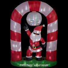 Christmas Decorations Home Depot by Other Christmas Inflatables Outdoor Christmas Decorations
