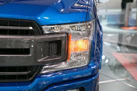 Ford Raptor Headlights - 2018 ford f 150 first look 40 u0026 fabulous motor trend