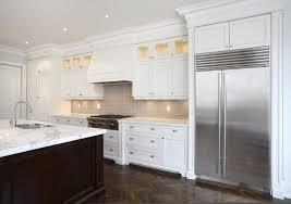 Kitchen With Butcher Block Island by Kitchen Kitchen Lighting Brown Kitchen Cabinets Dark Brown